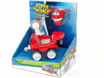 Super krila Jetts Moon Rover SUPER WINGS
