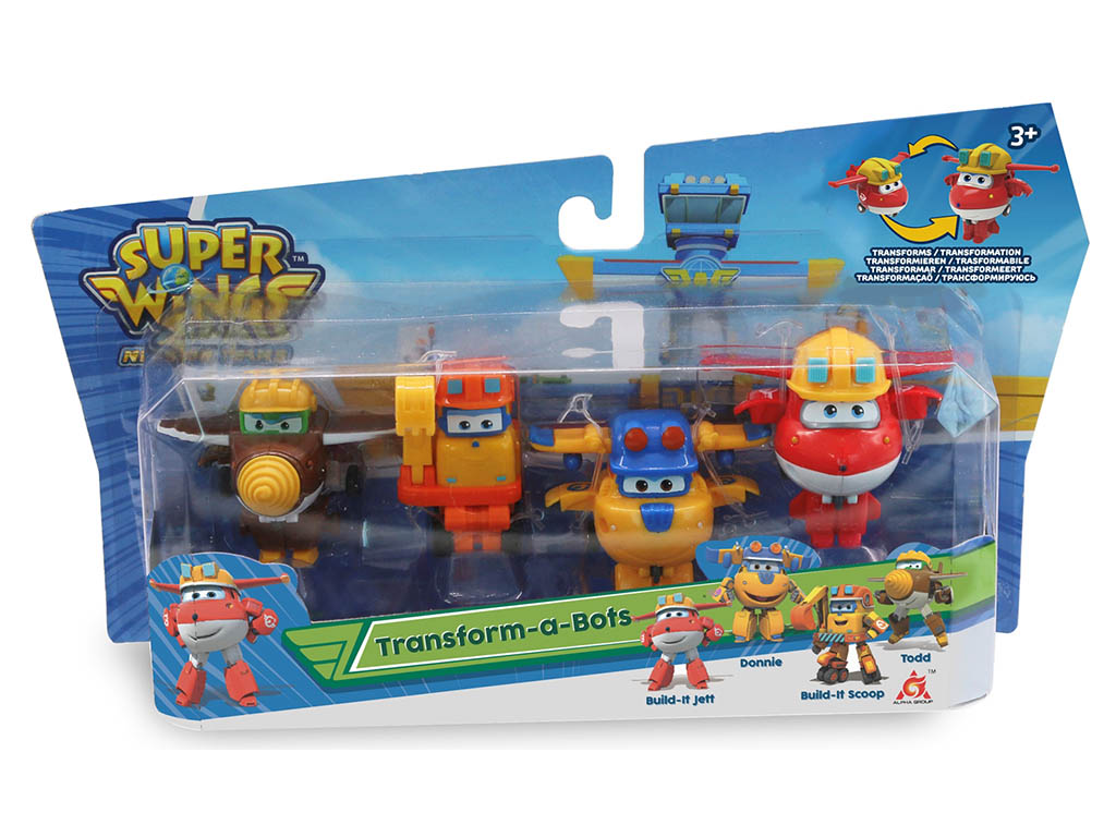 Super krila set 4- Super wings