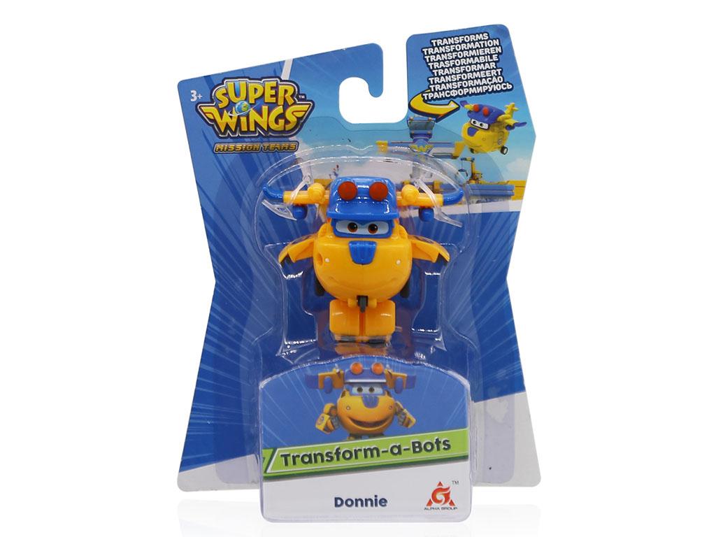 Super wings transforming Donnie - super krila