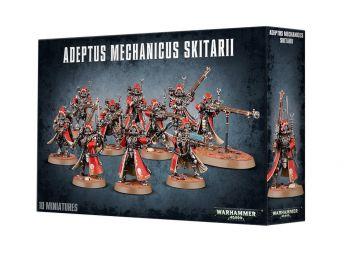 Warhammer 40000 - Adeptus Mechanicus Skitarii