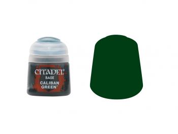 Warhammer barva Base Caliban Green 21-12