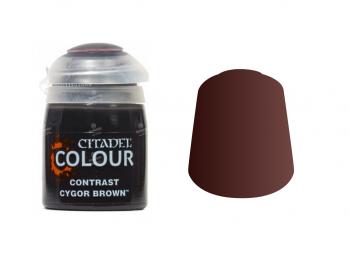 Warhammer barva Contrast Cygor Brown 29-29