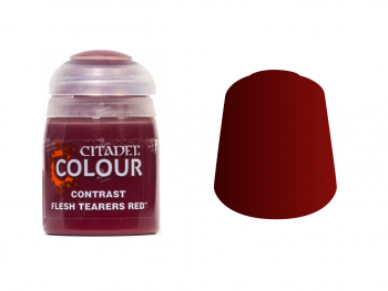 Warhammer barva Contrast Flesh Tearers Red 29-13