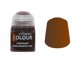 Warhammer barva Contrast Gore-Grunta Fur 29-28