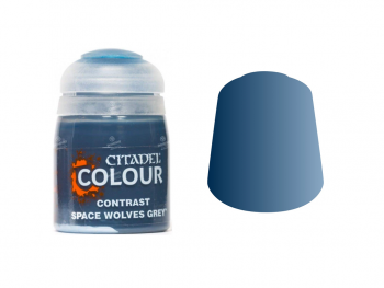Warhammer barva Contrast Space Wolves Grey 29-36