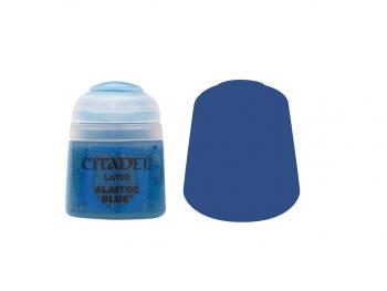 Warhammer barva Layer Alaitoc Blue 22-13