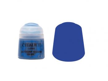Warhammer barva Layer Altdorf Guard Blue 22-15