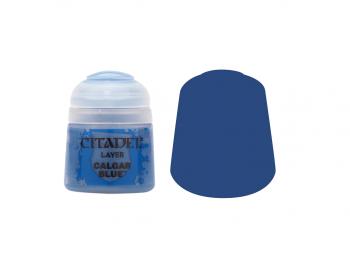 Warhammer barva Layer Calgar Blue 22-16
