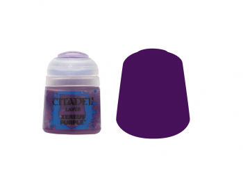 Warhammer barva Layer Xereus Purple 22-09