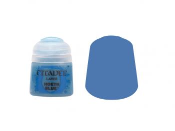 Warhammer barva Layer Hoeth Blue 22-14
