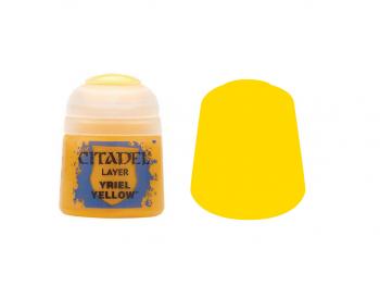 Warhammer barva Layer Yriel Yellow 22-01