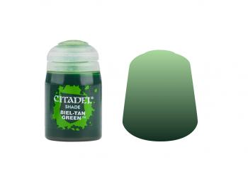 Warhammer barva Shade Biel-Tan Green 24-19