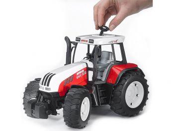 bruder traktor