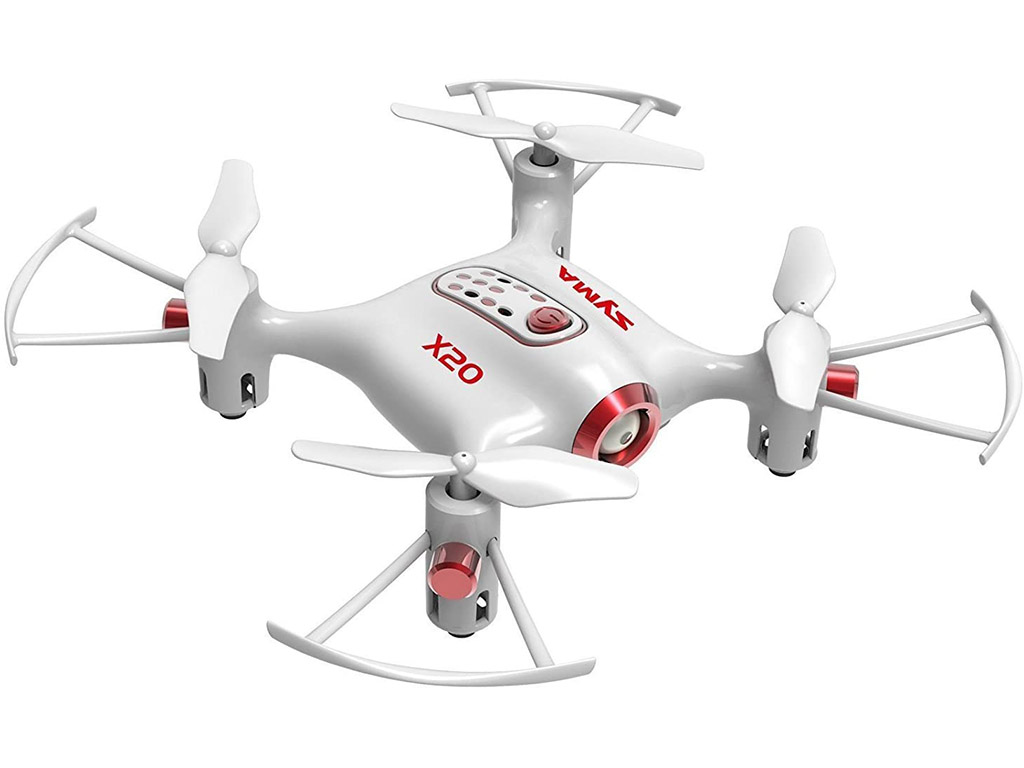 Dron SYMA X20 Pocket 2.4GHz Bel