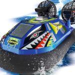 Hovercraft na daljinca Hover Shark