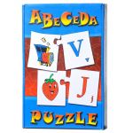 Igra Abeceda Puzzle