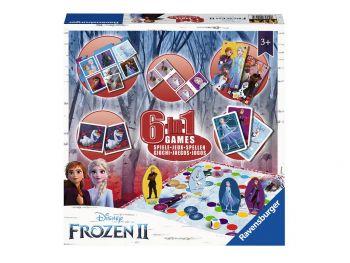Igra Frozen 2 - 6v1