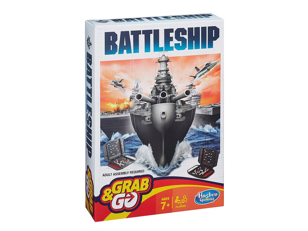 Igra Potapljat ladjice Hasbro