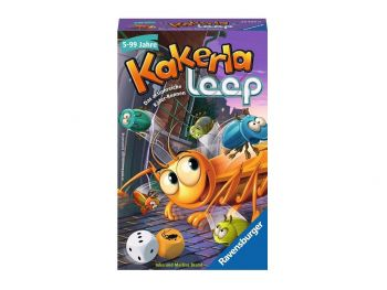 Igra dirkanja Kakerla Loop Ravensburger