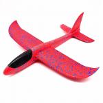 Jadralno letalo EVA 33cm rdeče-moder