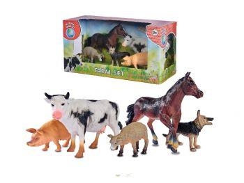 Komplet - Živali na kmetiji