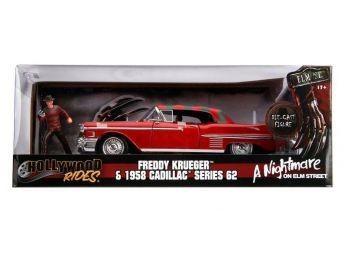 Kovinski avtomobil Freddy Krueger & Cadillac