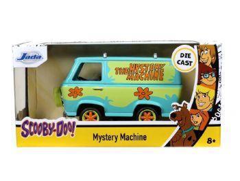 Kovinski avtomobil The Mystery machine - Scooby Doo