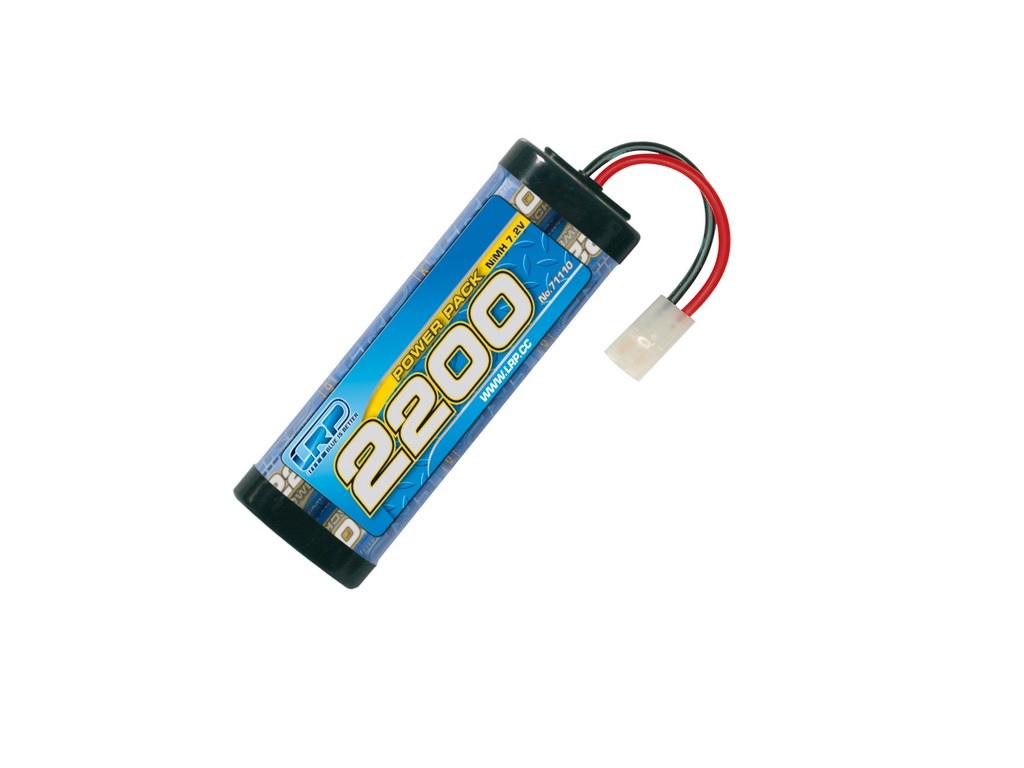 Polnilna baterija LRP NiMh 2.200mAh Tamiya