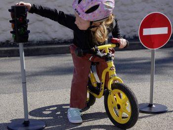otroški semafor