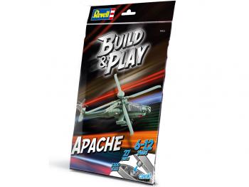 Revell Build & Play AH-64 Apache 06453