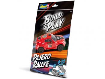 Revell Build & Play Rallye Racer 06401