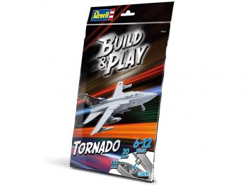 Revell Build & Play Tornado 06451