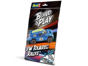 Revell Build & Play VW Touareg Rallye 06400