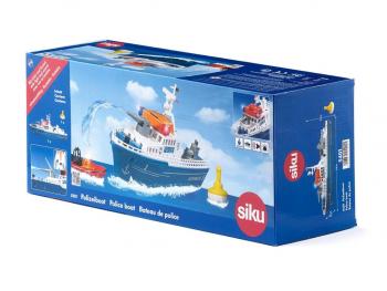 SIKU Policijski čoln 5401