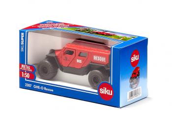 SIKU Vozilo GHE-O Rescue 2307