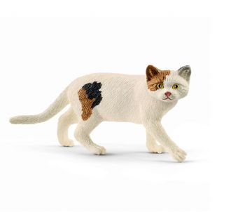 Schleich Ameriška kratkodlaka mačka