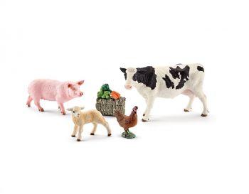 Schleich Živali na kmetiji - set