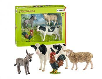 Schleich set - Domače živali