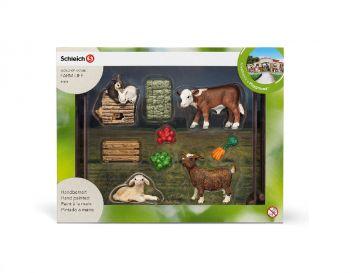 Schleich set - Živali na kmetiji