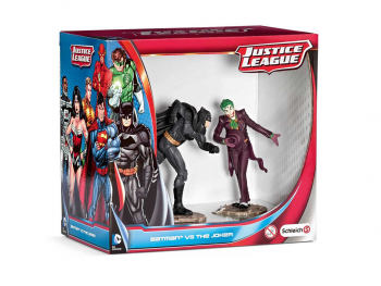 Schleich set figur Marvel Batman in Joker