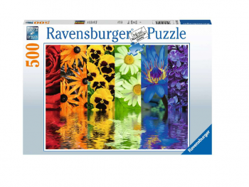 Sestavljanka Cvetlice 500d Ravensburger