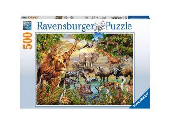 Sestavljanka Divje Živali 500d Ravensburger
