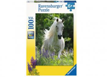 Sestavljanka Konj v rožicah 100XXL Ravensburger
