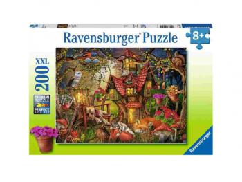 Sestavljanka Ljubko domovanje živali 200d Ravensburger