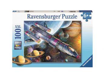 Sestavljanka Misija v vesolje noč 100d Ravensburger