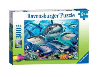Sestavljanka Morski psi 300XXL Ravensburger