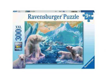 Sestavljanka Polarni medvedi 300XXL Ravensburger