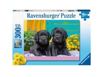 Sestavljanka Psi mladiči 300XXL Ravensburger