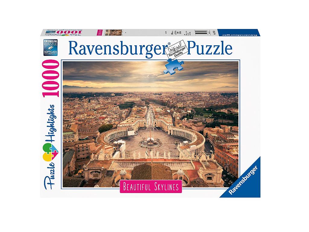 Sestavljanka Rim 1000d Ravensburger