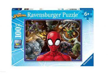 Sestavljanka Spiderman in zlikovci 100XXL Ravensburger